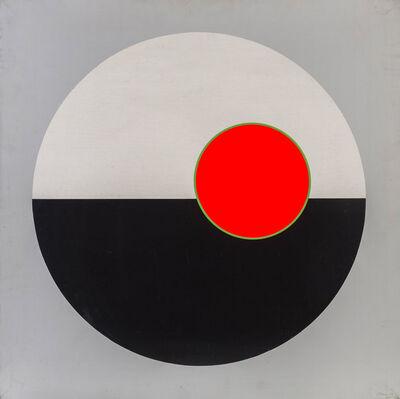 Eugenio Carmi, 'Penetrazione M', 1969