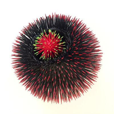 Barton Lidice Benes, 'Untitled Cojones (Black/Red/Green Skewers)', 2007-2009