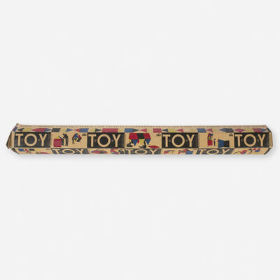 Charles Eames, 'The Toy', 1951