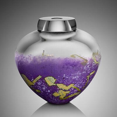 Randi Solin, 'Orchid Emperor Bowl', 2020