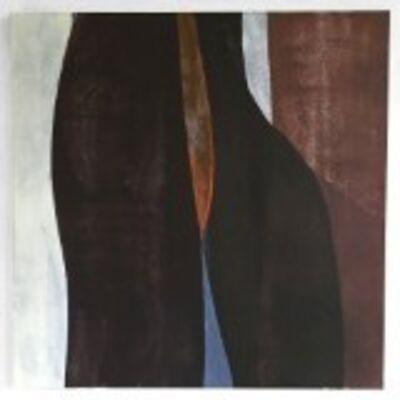 Marcy Rosenblat, 'Brown black', 2015