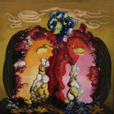 Ithell Colquhoun, 'Gorgon', 1946
