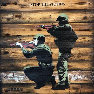 TABBY, 'Tabby: Stop The Violins', 2018