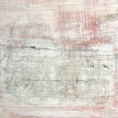 "Roger Konig, '""1309 antique red wall Part2""', 2019"