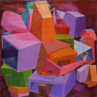 Deborah Zlotsky, 'The inundation', 2014