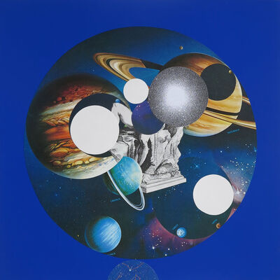 Giulio Paolini, 'Belvedere', 1990