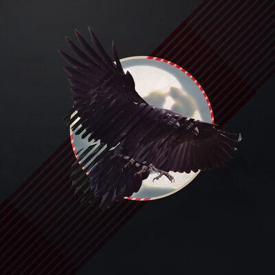 Joey Mazzotta, 'Raven', 2019