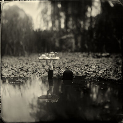 Alex Timmermans, 'storytelling - tea for two', 2017