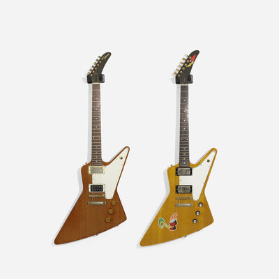 Epiphone, 'Explorer Guitars, Set of Two'