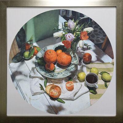 Jeffrey Ripple, 'Coffee And Tangerines', 2019