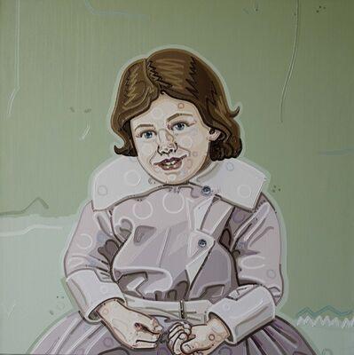 Julie Roberts, 'Evacuee in Violet Jacket', 2011