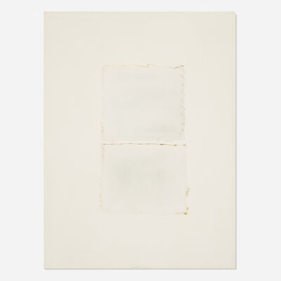 Michael Goldberg, 'Untitled (Double Square)', 1975