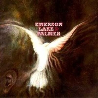 "Paul Villinski, 'Aloft (Emerson, Lake & Palmer, ""Emerson, Lake & Palmer"")', 2010"