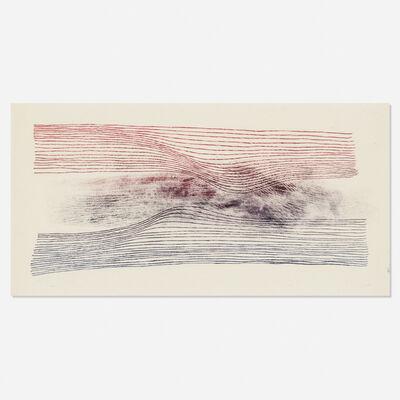 Harry Bertoia, 'Untitled (Monotype)', c. 1943