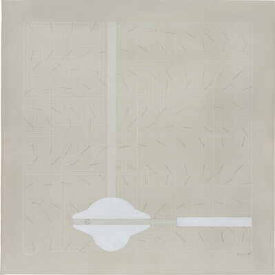 Darren Almond, 'Plan 5', 1999