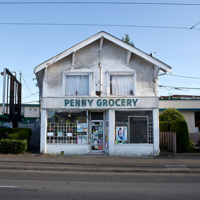 Gregory Geipel, 'Penny Grocery ( Vancouver)', 2019