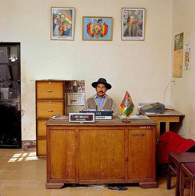 Jan Banning, 'Bolivia Bureau', 2005