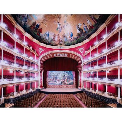 Candida Höfer, 'Teatro Degollado Guadalajara III', 2014