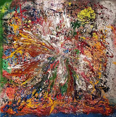 Daniel Marin, 'Birth of the soul', 2015