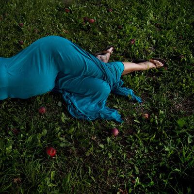 Cig Harvey, 'Fallen Apples, Rockport, Maine', 2011