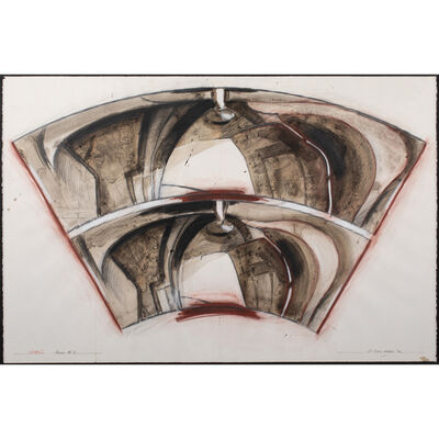 Gérard Titus-Carmel, 'Eclats, Chrome # X', 1982