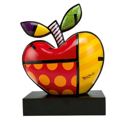 Romero Britto, 'Big Apple', 2014