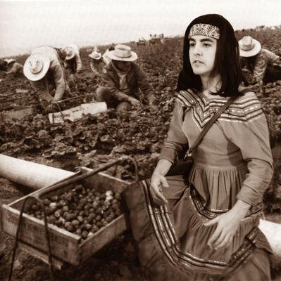 Ken Gonzales-Day, 'Berries', 1996