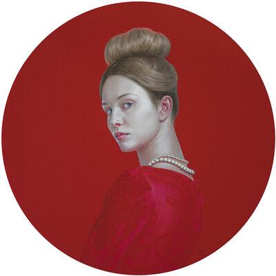 Salustiano, 'Alma Mater, Zahara con collar de perlas', 2019