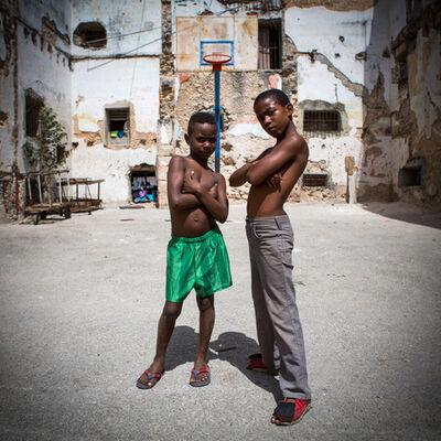 Clifton Henri, 'Us vs. EVERYBODY', 2015