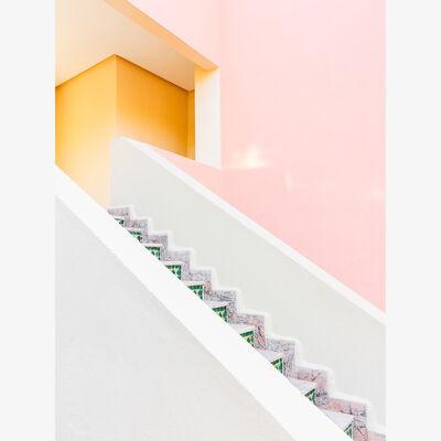 Jan Prengel, 'Morocco Pastels 03', 2019