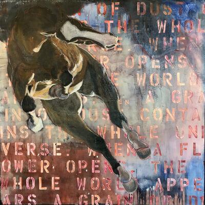 Barbara Walton, 'Superhero Holy Dog', 2012