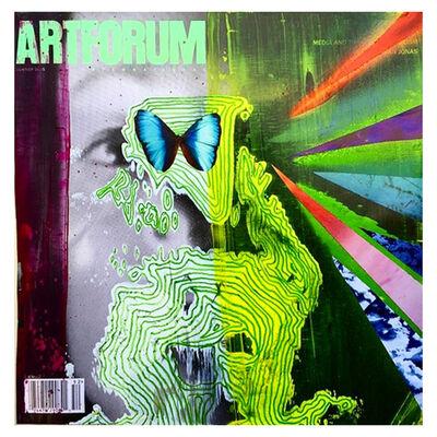 David Lloyd, 'Altered Artforum #15', 2016