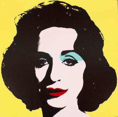 Deborah Kass, 'Yellow Deb', 2012