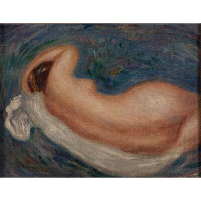 Pierre-Auguste Renoir, 'Reclining nude', circa 1892