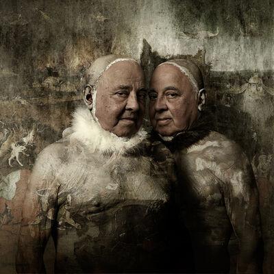 Bear Kirkpatrick, 'Terry: The Temptation of Saint Jerome', 2014