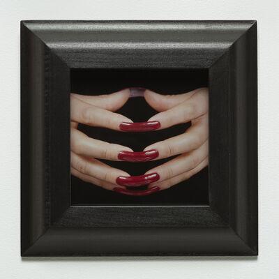 Janine Antoni, 'Interlace', 1998