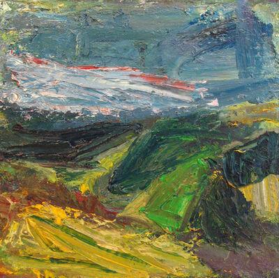 Terry St. John, 'Mt. Diablo/Purple Mt.', 2008