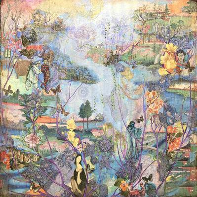 Suzy Scarborough, 'Treasure Map'