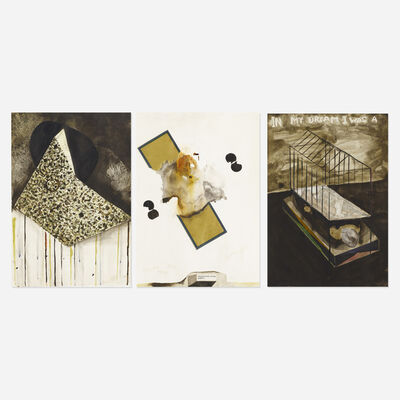 Benedikt Hipp, 'collection of three works'