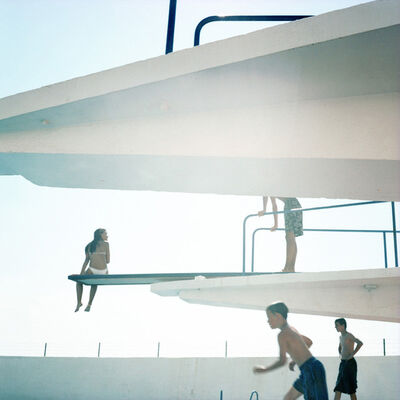 Karine Laval, 'Untitled #99 (The Pool), Cascais, Portugal', 2002