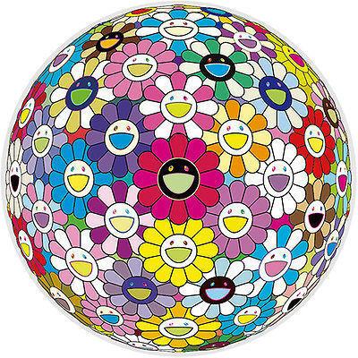 Takashi Murakami, 'FLOWERBALL MULTICOLOR I', 2010