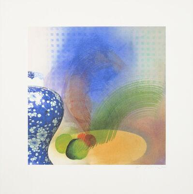 William Tillyer, 'Zephyr - Ceramic', 2019