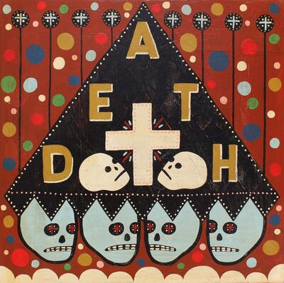 "Mike Egan, '""We Saw Death""', 2017"