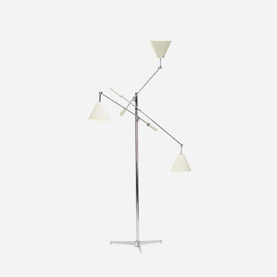 Angelo Lelii, 'Triennale floor lamp, model 12128', 1947