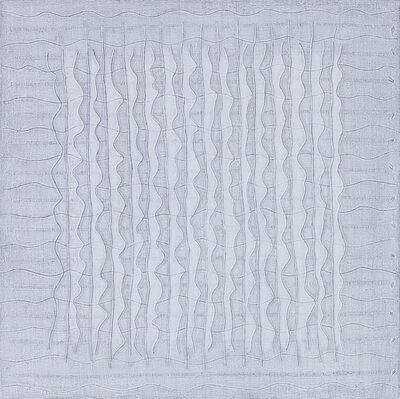 Edda Renouf, 'Sign 11 (Winter Rythms or Milky Way 2)'