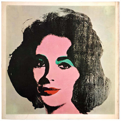 Andy Warhol, 'Andy Warhol Tate Gallery Catalog 1971, Marilyn and Liz Cover', 1971