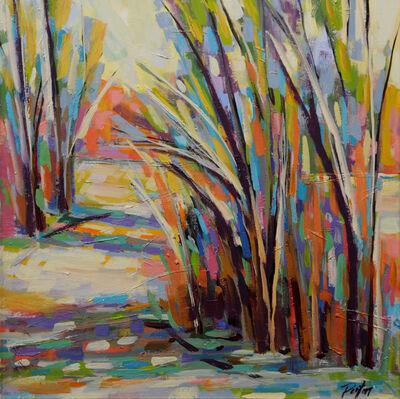 Peyton Hutchinson, 'Abstract Trees II', 2019