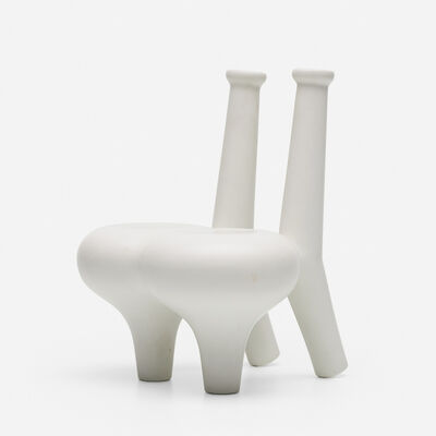 Satyendra Pakhalé, 'Mini FOC (Flower Offering Chair) vase', c. 2010