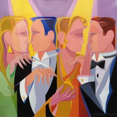 Giancarlo Impiglia, 'Gossip', 2017