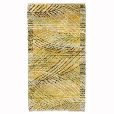 Barbro Nilsson, 'Rug - Marina, yellow', 1956